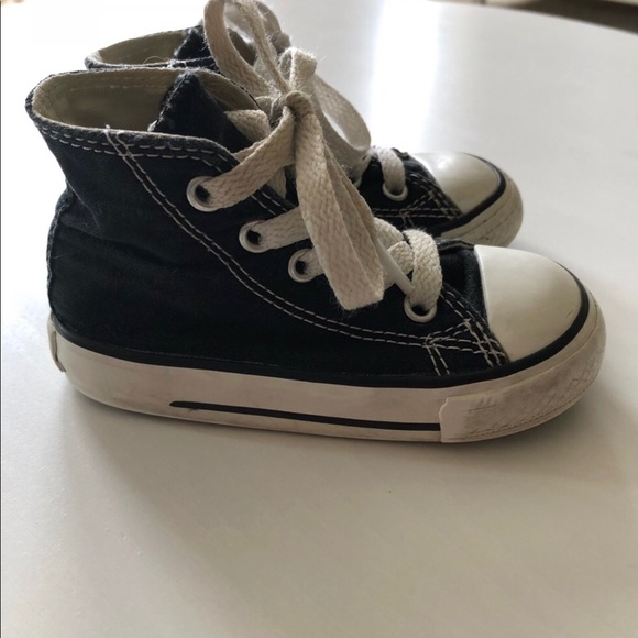 Converse Other - Toddler High Top Converse Size 5